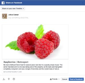 Facebook share 2