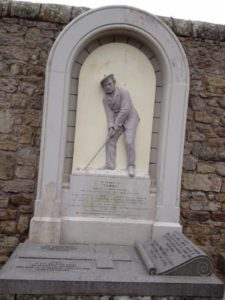 grave of Old Tom Morris