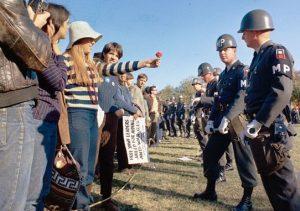 Vietnam demonstration 1967