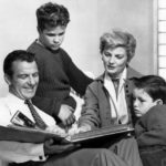 The Cleaver family from the television program Leave it to Beaver. Public domain. Source: Wikimedia Commons.