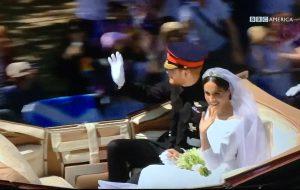 Harry & Meghan's Wedding via BBC America