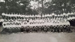 Junior Girls Division 1962 I am in 3rd row, 7th from the left.