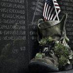 US Vietnam Veterans Memorial