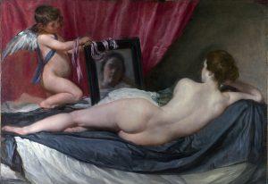 Velazquez, Rokeby Venus