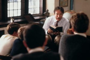Dead Poets Society via audnews.com