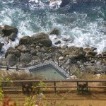 Esalen hot springs by Nate Bolt