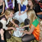 Party round the Ouija board