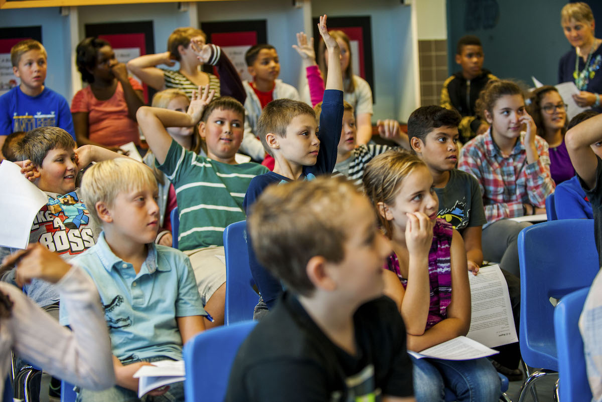 Spangdahlem AFB Middle School