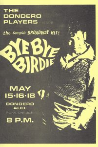 Bye Bye Birdie program 1968