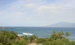 Maui house view