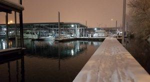 Jantzen Bay Marina, January 11, 2017